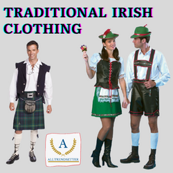 Traditional Irish Clothing With Pictures